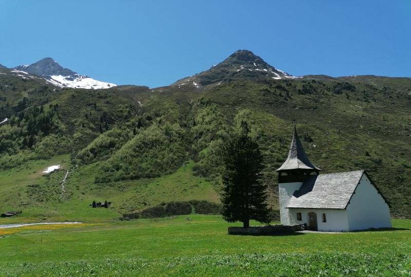 Reformierte Kirche Davos Sertig