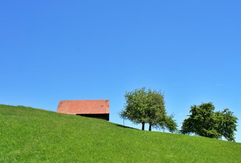 Landschaftliche Impression rund um Stalden (Sarnen)
