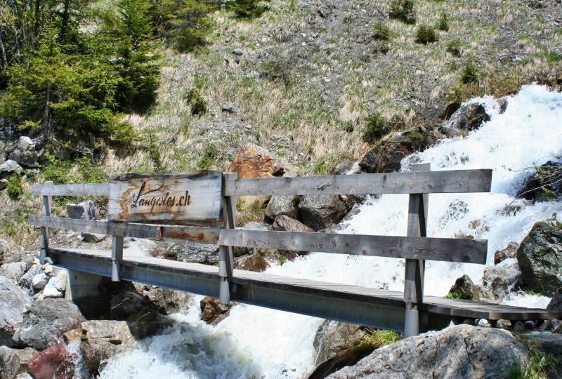 Wasserfall am Tiejer Bach