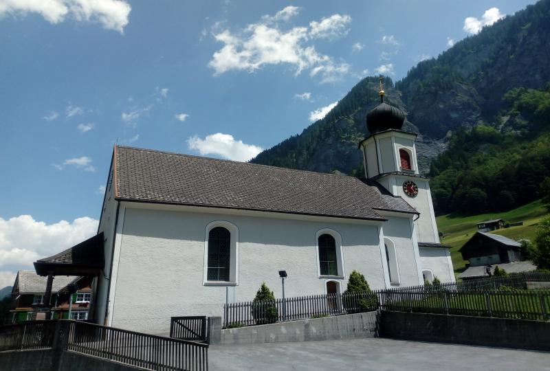 The Catholic Church Weisstannen