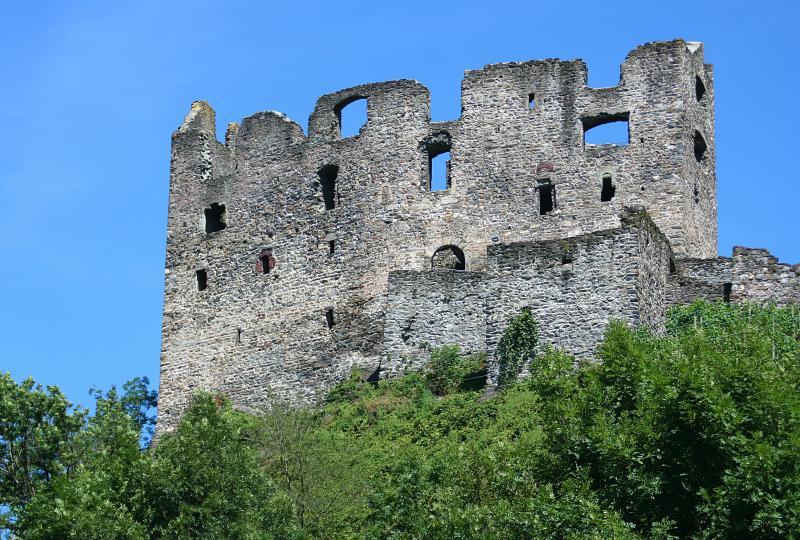 Burg Gräpplang