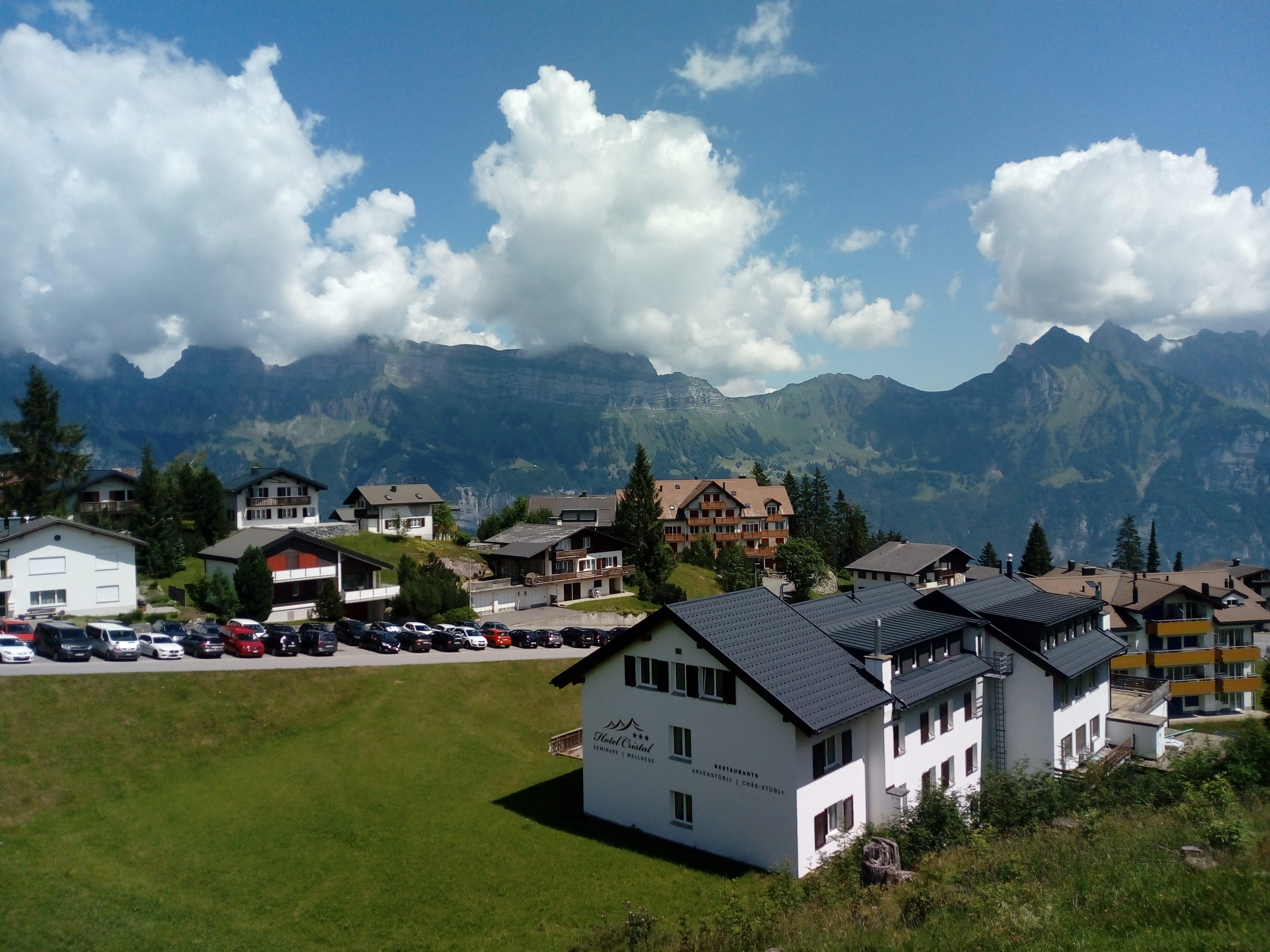 Alp Tannenboden, Flumserberg