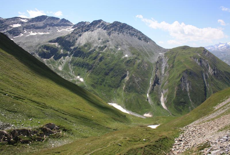 Furkapass: Basis für Hiking und Biking