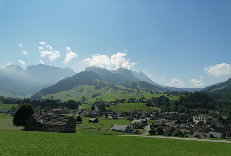 Weissbad im Appenzell: Kultur und Wohlbefinden
