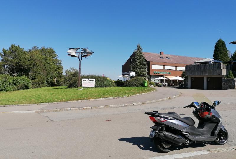 Ausflugsrestaurant Windegg am Albispass