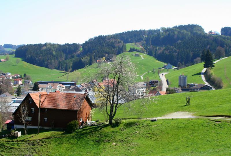 Im Appenzell rund um Heiden (AR)