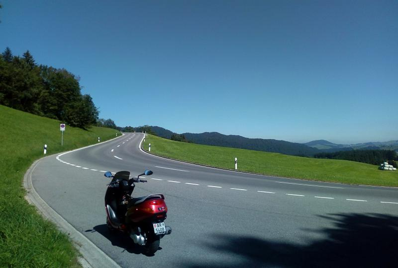 Ratenpass: Motorcycling at its finest
