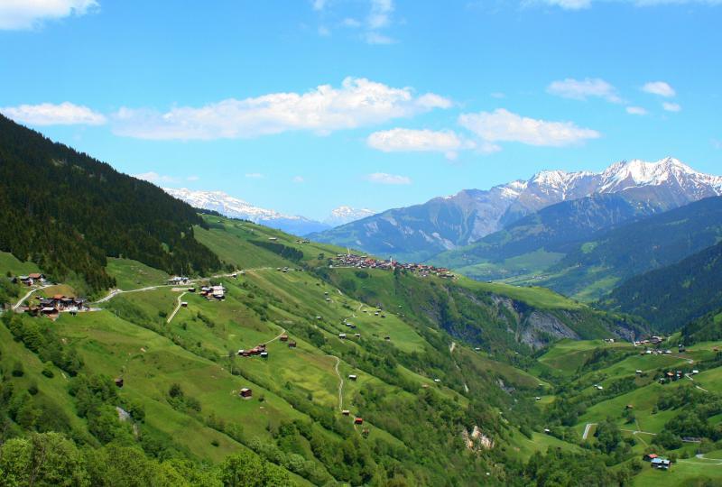 Val Lumnezia: Im Kreisel der Sonne