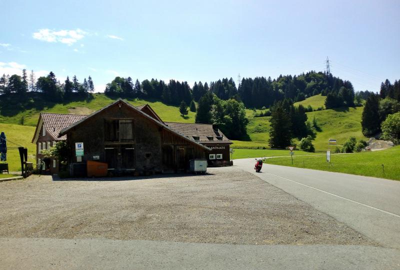 Ruppenpass (Altstätten to Trogen)