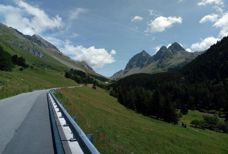 Appenzell Moto Albulapass (Filisur)