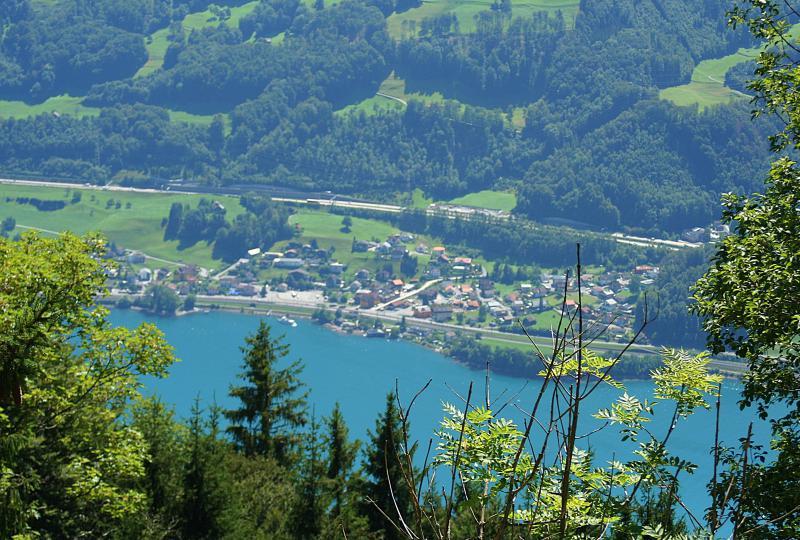 Walenstadtberg (downhill from Hochrugg)