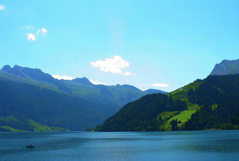 Wägitalersee (Rundfahrt um  den See)